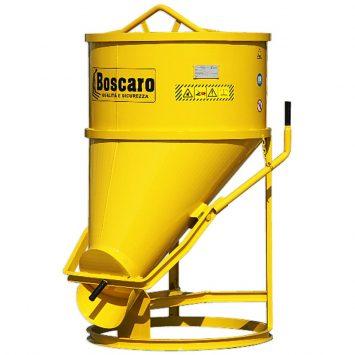 Boscaro concrete bucket 6 BF new